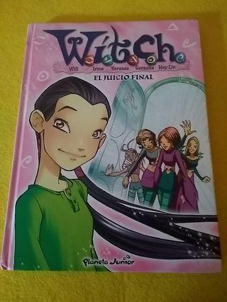 Libro Witch número 13