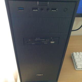 pc sobremesa mini torre workstation gaming