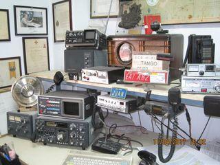 estacion de radioaficionado
