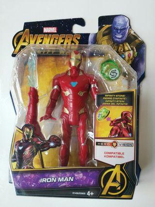 Figura Iron Man Marvel Avengers Infinit War nueva