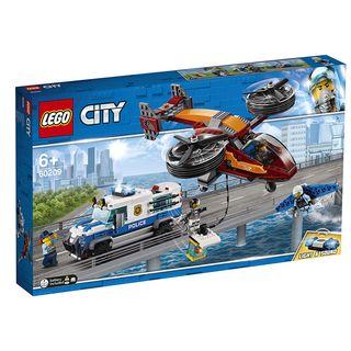 LEGO City Police - Policía Aérea: Robo diamante