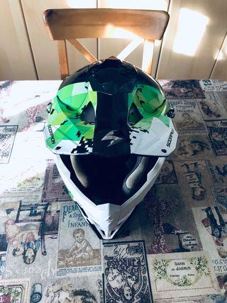 Casco de Motocross Scorpion