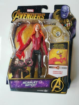 Figura Scarlet Witch Marvel Avengers Infinity War