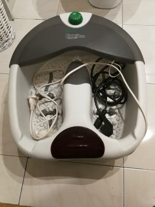 Aparato eléctrico para masaje de pies