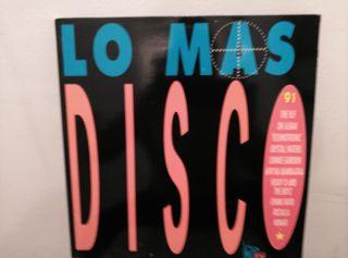 Disco Vinilo Lo Mas Disco