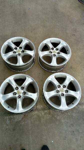 Llantas Mitsubishi Grandis 17