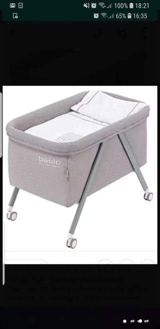 minicuna bebe