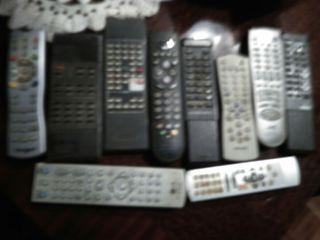 lote mandos a distancia