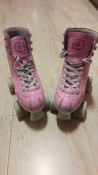 patines marca KRF GETTY