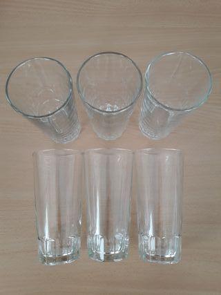 Conjunto de 6 vasos duralex