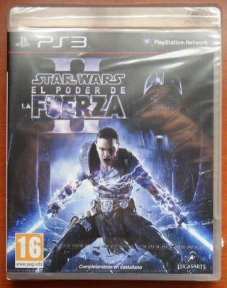 Star Wars: El Poder de la Fuerza II, PS3 ¡¡NUEVO!!
