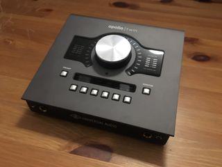 Universal Audio Apollo Twin MkII Quad Core