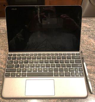 Tablet Portátil 2 en 1 ASUS SSD 128Gb