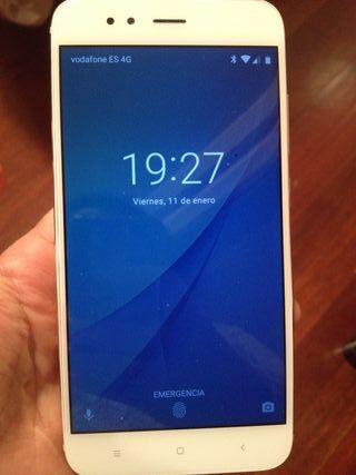 Xiaomi mi a1 64Gb, doblado