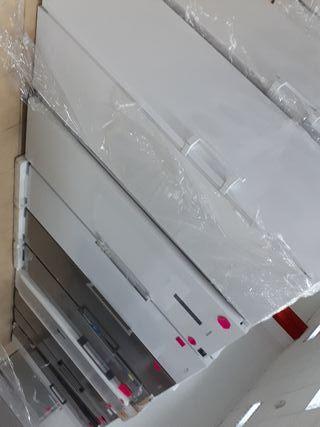 Congeladores y frigoríficos alta gama al 30% nuevo
