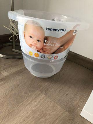 Cubo tummy tab