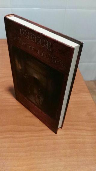 libro Gregor La Profecía del Gris