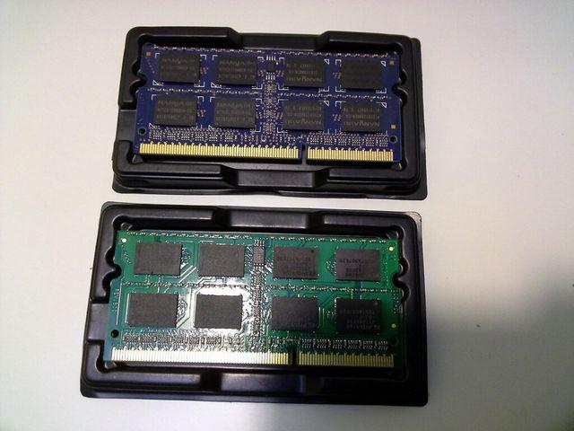 Memoria Ram portatil 2Gb DDR3 (PC3-10600S-1333)