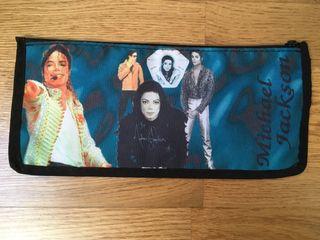 Estuche Michael Jackson. Perfil solidario