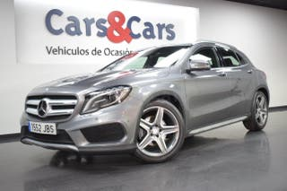 Mercedes GLA -BENZ 220CDI Style 4Matic 7G-DCT