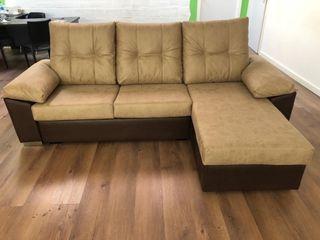 Sofa chaisse reversible!