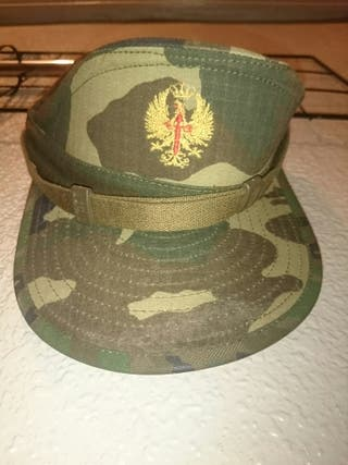 Gorra del ejercito