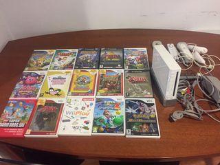 Wii+mandos+juegos