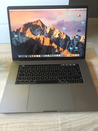 Macbook Pro 15 pulgadas Touch Bar