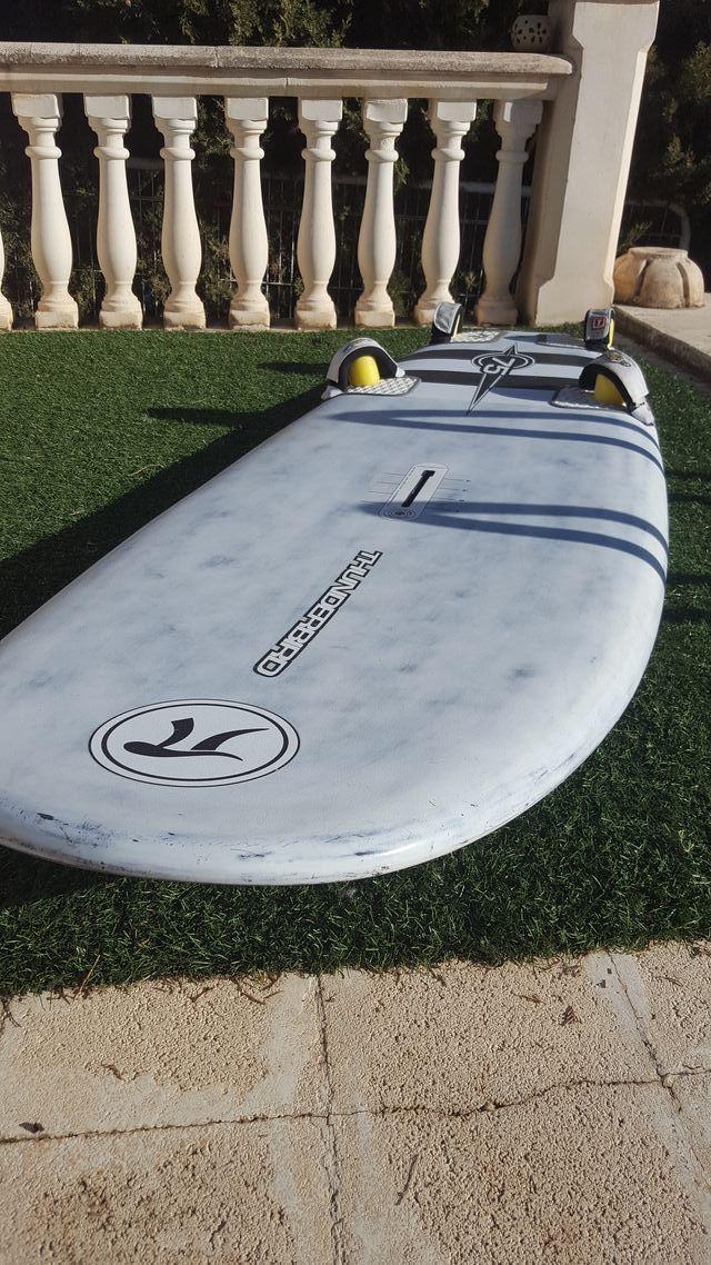 Tabla windsurf Lorch Thunderbird