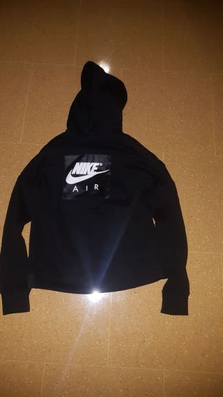 Nike Wallapop Segunda Barcelona Mano Negra Chaqueta En De Awvv1 179aad30ea8