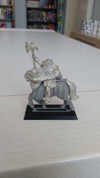 Valten a caballo, Imperio Warhammer fantasy