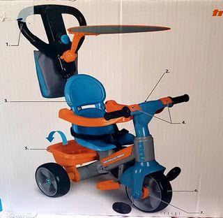 triciclo 2+