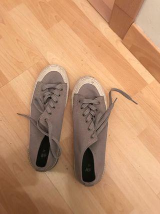 Zapatillas primavera Berskha