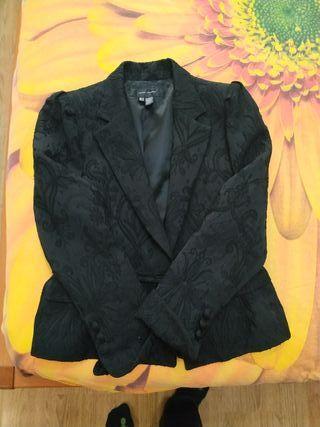 Chaqueta Vestir Brocada Zara