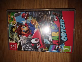 mario odisey, Nintendo Switch