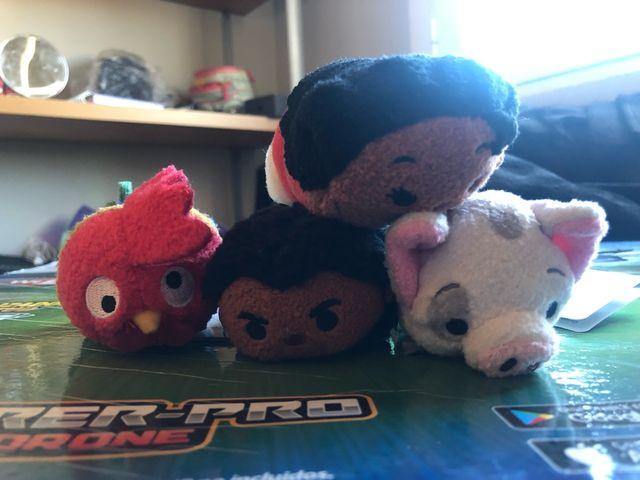 Colección peluches Disney tsum tsum