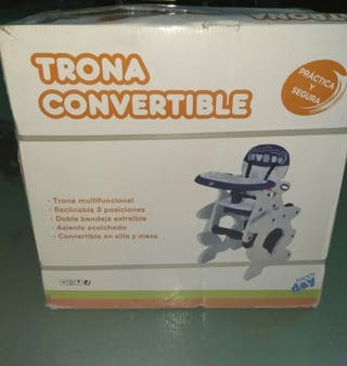 Trona convertible.