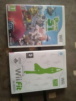 juegos Wii.