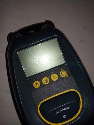 medidor laser leica regalo detector stanley