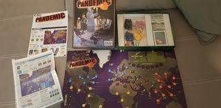 pandemic enfundado
