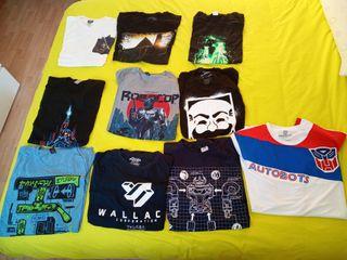 pack de 10 camisetas XXL nuevas
