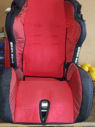 silla auto grupo de 1, 2 y 3