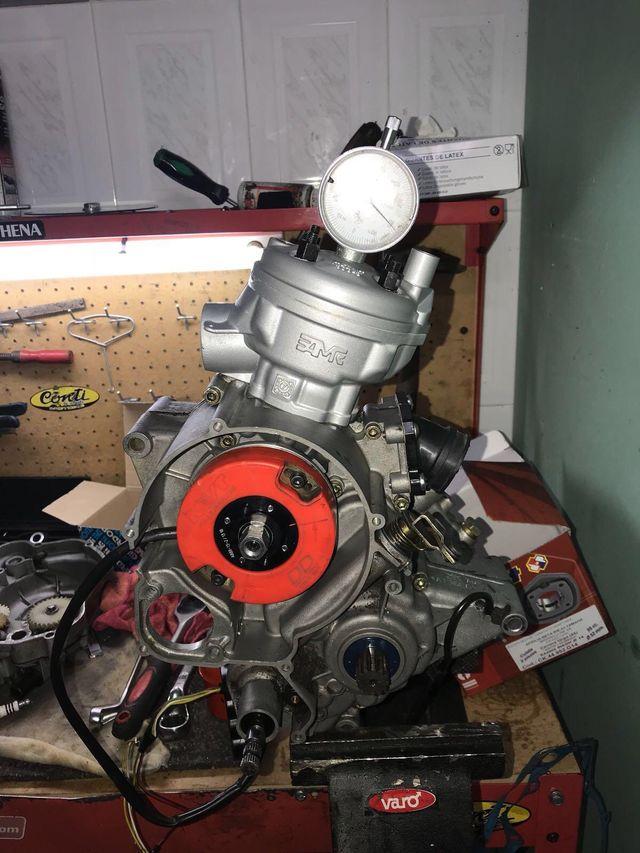 MOTOR ITALKIT 95