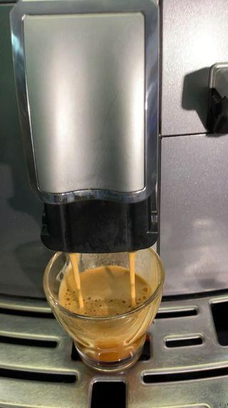Cafetera saeco intelia evo