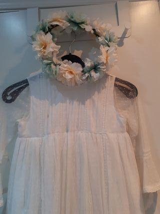 Vestido de Comunión o Arras Nicoli