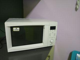 Microondas horno.