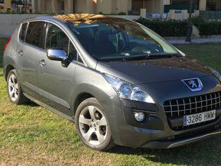 Peugeot 3008. Super completo. Levas al volante GPS