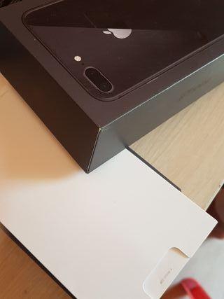 iphone caja 8 plus