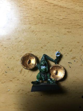 Warhammer Músico goblin