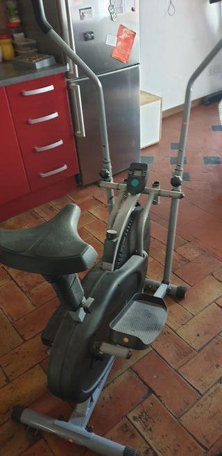 bicicleta elíptica FITFIU